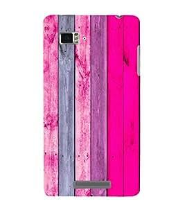EPICCASE Pink wood Mobile Back Case Cover For Lenovo Vibe Z K910 (Designer Case)