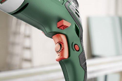 Bosch DIY Schlagbohrmaschine PSB 850-2 RE, Tiefenanschlag, Zusatzhandgriff, Koffer (850 Watt, max. Bohr-Ø 1./2.Gang: Beton: 18/13 mm, Holz: 40/25 mm) - 4