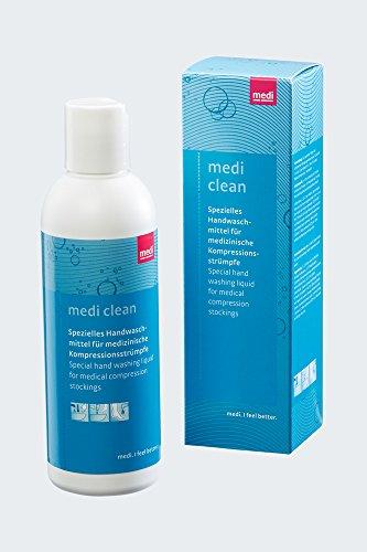 medi CLEAN Waschmittel für Kompressionsstrümpfe 200 ml (Kompressionsstrümpfe Medi)