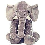 Woneart Baby Elefant Schlafkissen Schlaf Stuffed weiches Plüsch Kissen Plüschtiere Kinder...