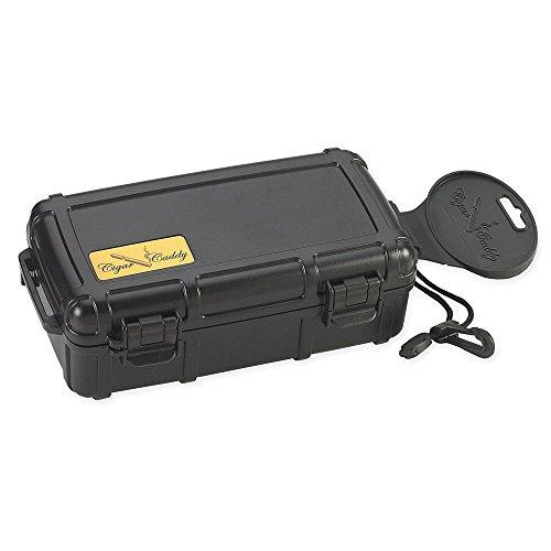 Quality Importers HUM-CC10 - Humidores puros 10 piezas