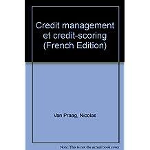 Credit management et credit-scoring