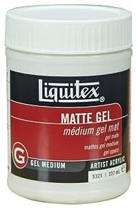 Liquitex 5321 Professional Mattes Gel, M, 237 ml