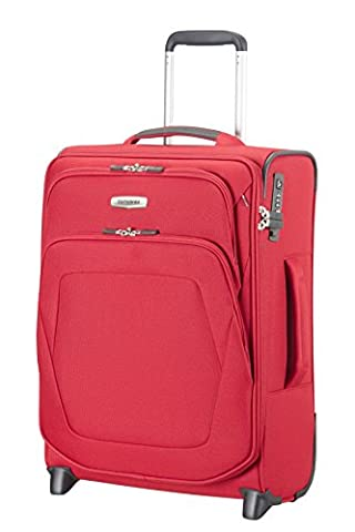 SAMSONITE Spark SNG - Upright 55/20 Expendable Length 40cm Bagage cabine, 55 cm, 48,5 liters, Rot