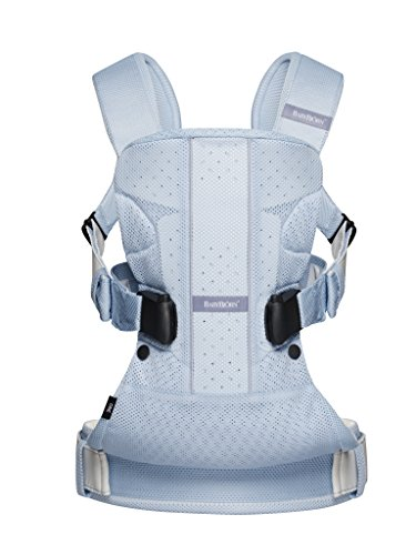 baby bjorn carrier one mesh ice blue fish uksportsoutdoors. Black Bedroom Furniture Sets. Home Design Ideas
