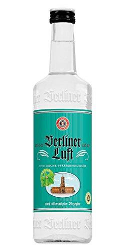 Berliner Luft Pfefferminz Likör Kräuter (1 x 0.7 l)
