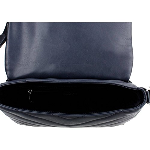 Sacs - Maroquinerie, couleur Blue , marque ARMANI JEANS, modÚle Sacs - Maroquinerie ARMANI JEANS BORSA TRACOLLA GIORD Blue blue