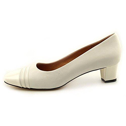 Estreitas Sapatos Retangulares Couro Wht De Classy Audições Estilete A5UwYxq