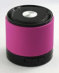 Manufacturer's Description: Amazing, small and lightweight but perfectly formed an essential accessory for any owner of an iPhone, Phone or Bluetooth device or any iPod or MP3 player, this ultra-mini but powerful rechargeable wireless speaker i...