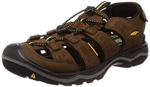 KEEN Rialto II Sandals Herren Bison/Black Schuhgröße US 9   EU 42 2019 Sandalen