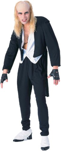 Fehlende Kostüm - Riff Raff Kostüm Halloween Standardgröße für Erwachsene (Maske nicht inbegriffen)