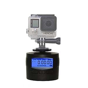 Sostegno per camera TurnsPro® Time Lapse – Dispositivo per Panoramica a 360 ° Time-Lapse