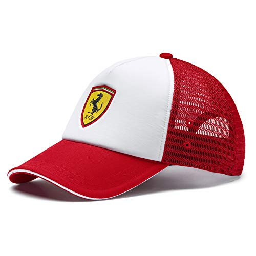 Puma Scuderia Ferrari Trucker Cap