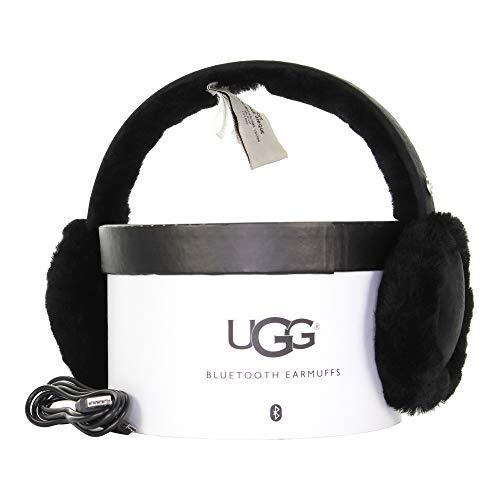 UGG Ohrenschützer Bluetooth schwarz
