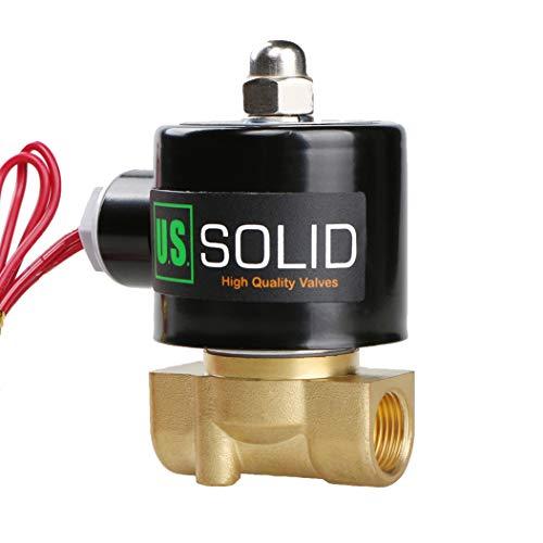 kesoto Dc 12v V/álvula Solenoide V/álvula de Entrada de Agua para Acuarios Dispensador de Agua Leche M/áquina de T/é