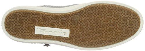 Tamaris 25403, Baskets hautes femme Gris - Grau (CLOUD COMB 225)