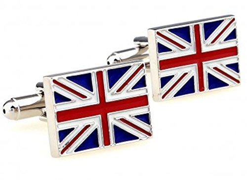 korpikus®' Union Jack ' Flag Theme acciaio