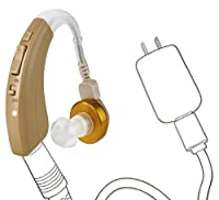 """Rechargeable NewEar High Quality Digital Ear Hearing Amplifier """"FDA Approved"""" NEW Model!"""
