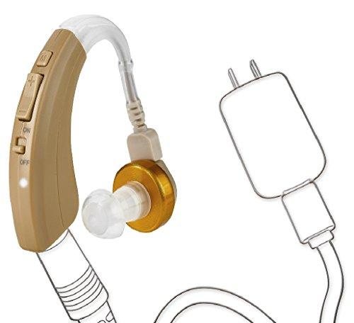 Amplificatore Dell'Udito Digitale MEDcaTM Alta Qualità NUOVO Modello Ricaricabile!