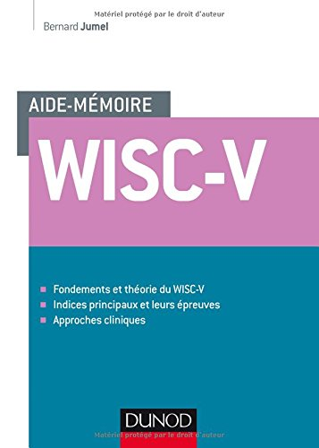 Aide-mmoire - Wisc-V