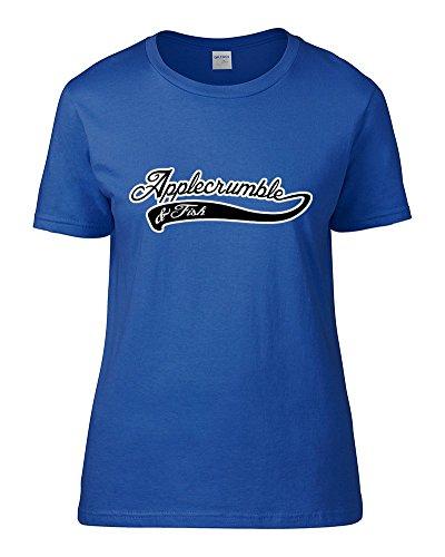 FatCuckoo -  T-shirt - Colletto crew  - Maniche corte - Donna Royal XX-Large