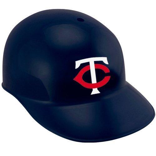 Rawlings Minnesota Twins Navy Blue Replica Batting Helmet by Rawlings