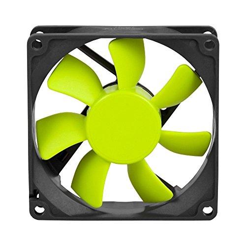 Coolink SWIF2-80P - Ventilador de PC (Ventilador, Carcasa del ordenador, 8 cm,...