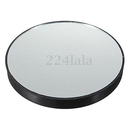 Lecimo Miroir cosmétique mini de miroir de maquillage de 10X pour la beauté voyageant