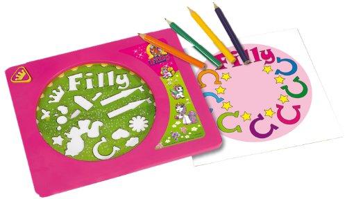 Simba Toys - Libro para Colorear Filly 4.01E+12 (Surtido)