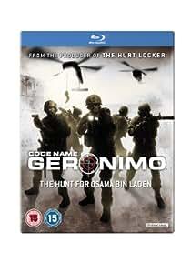 Code Name: Geronimo - The Hunt For Osama bin Laden [Blu-ray]