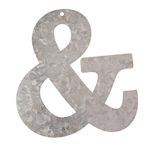 metall-buchstabe-zeichen-verzinkt-hohe-12-cm