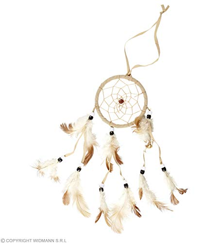 Native Tribe Kostüm - Native Indian Dream Catcher Fancy Dress Accessory