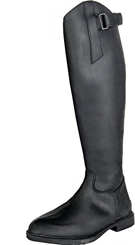 HKM Reitstiefel -Flex Country-, Standardlänge/-Weite, schwarz, 43