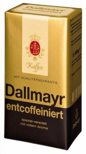 Kaffee gemahlen, Dallmayr prodomo entcoffeiniert, PG=500g