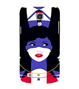 PrintVisa Love Couple Gift Sarcastic Design 3D Hard Polycarbonate Designer Back Case Cover for Samsung Galaxy S4
