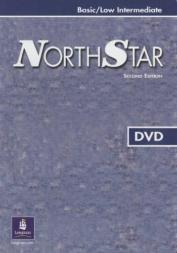 NorthStar Listening and Speaking, Basic/Low Intermediate DVD and Guide