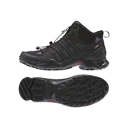 Adidas - Chaussure Terrex Swift Mid Gtx Homme Adidas NOIR