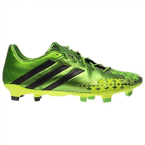 Adidas Predator Lz Trx sol ferme [rayon vert / black1 / électricité] (6.5) Ray Green/BLACK1/Electricity