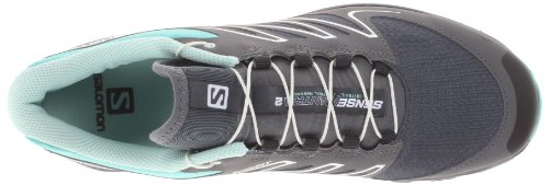 Salomon Sense Mantra 2 Women's Chaussure Course Trial Grey