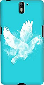 DailyObjects Bring Me Peace Mobile Case For Oneplus One