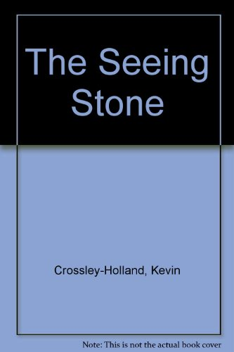 Book cover for The Seeing Stone