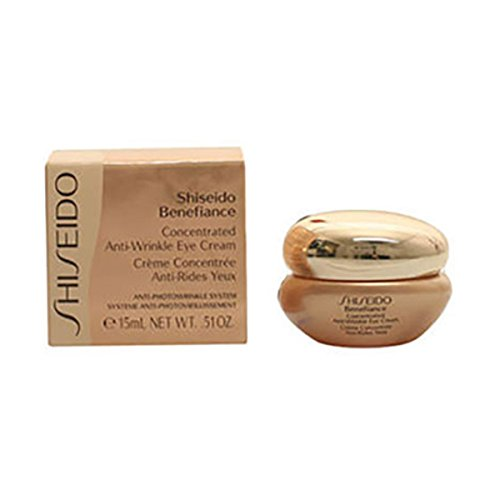 Shiseido - Benefiance Concentrated Anti-Wrinkle Eye Cream 15ml for Women
