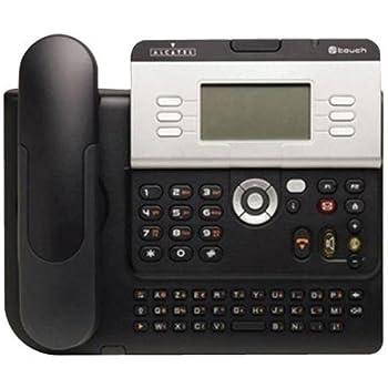 Alcatel 4029 telephone Pro dédie PABX Alcatel noir
