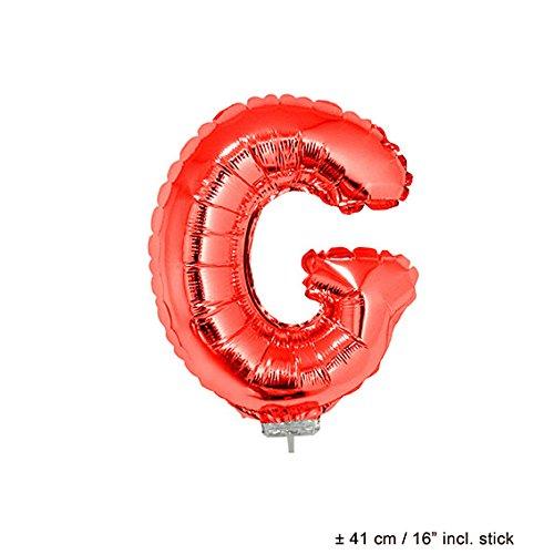 Folienballon Buchstabe