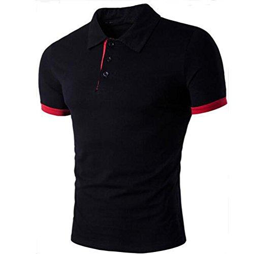 Camisa Hombre Camisetas casuales de moda de verano Camiseta de manga corta...