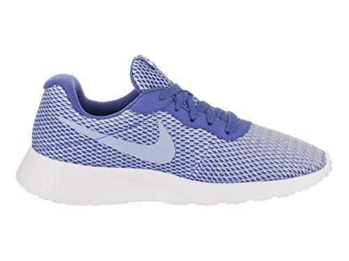 Nike 844908-403, Chaussures de Tennis Femme Bleu (Comet Blue / Aluminum / White)