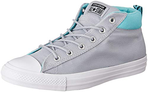 Converse Men's Grey Sneakers - 9 UK/India (42.5 EU)(160486C)