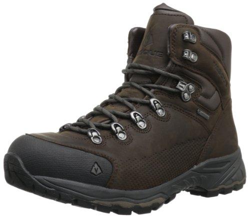 Vasque Men's St. Elias Gore-Tex Backpacking Boot, Slate Brown/Beluga,11 W US Gore-tex Backpacking Boot