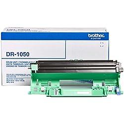 Brother DR1050 - Tambor para impresora (duración estimada: 10.000 páginas)