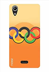 Noise Olympics 2016 Printed Cover for Micromax Canvas Selfie Lens Q345